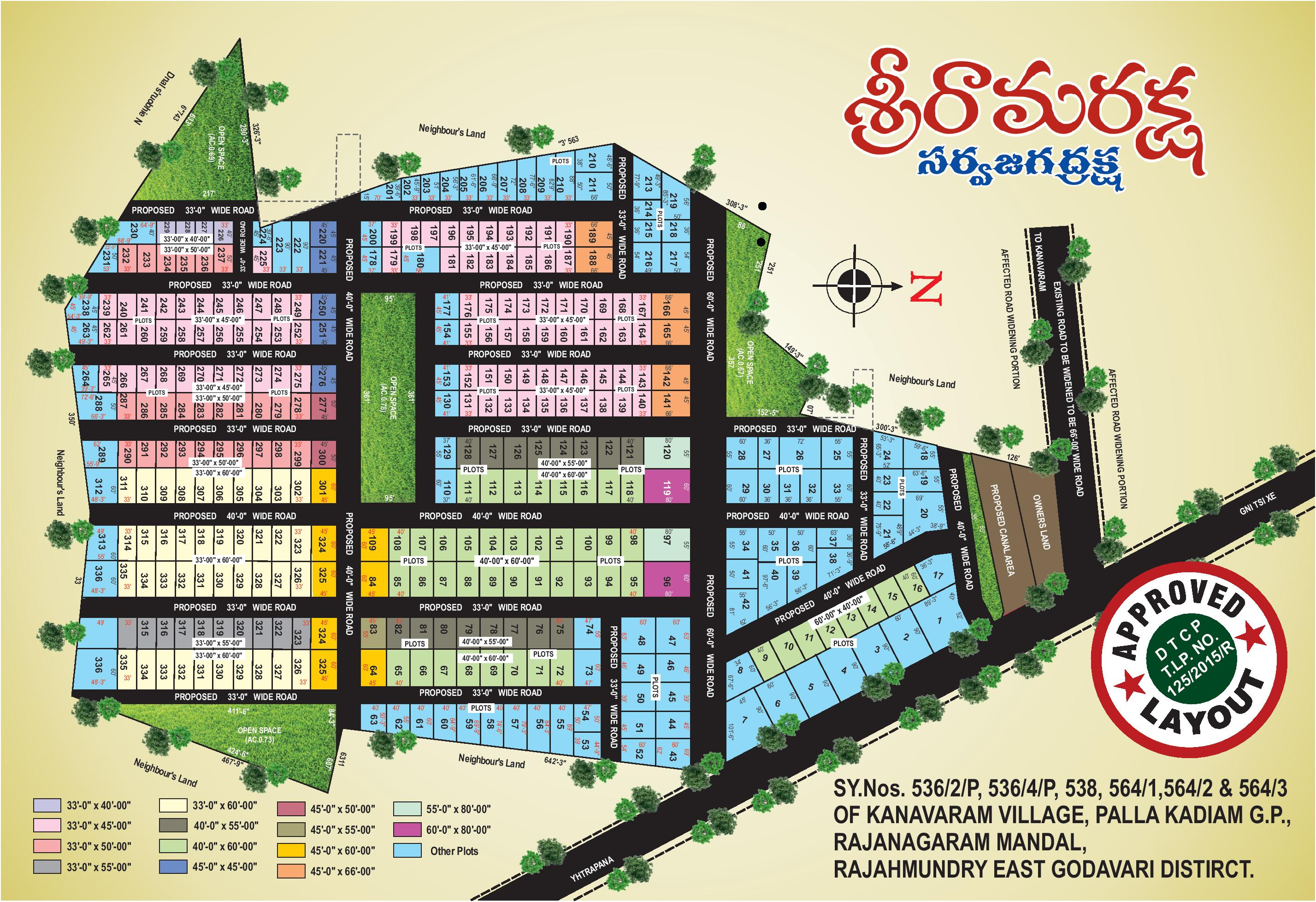 Layout-Sri Rama Raksha-Rajamundry Final